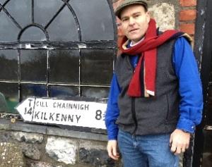 Somehow we found our way to Kilkenny