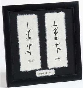 Wedding Ogham